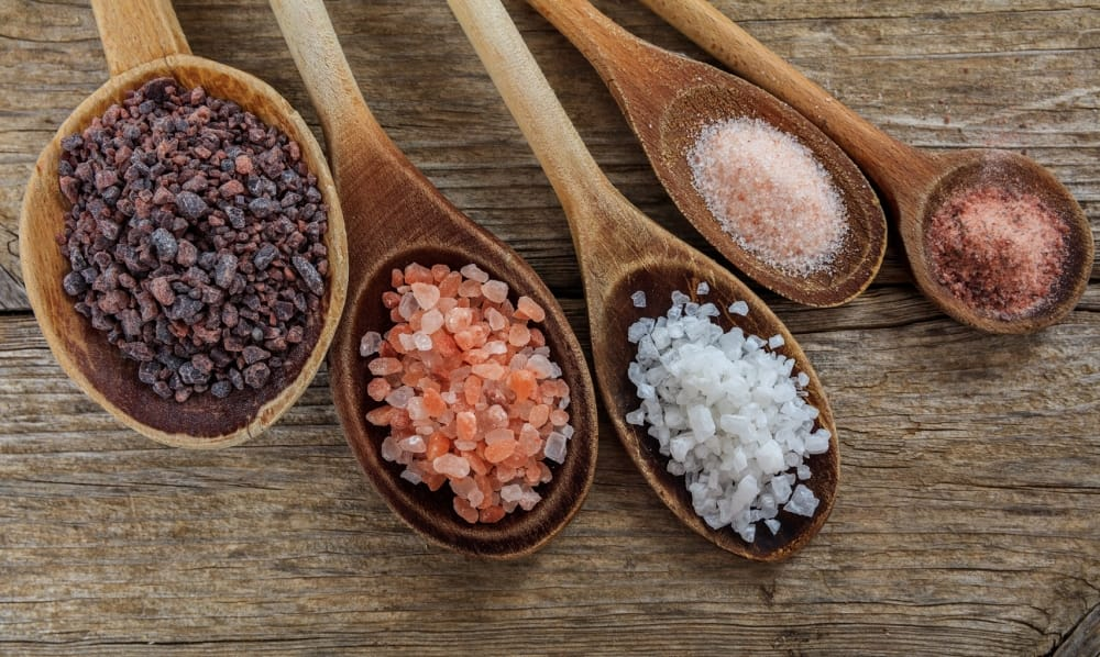 How Many Types of Salt Are There? - Koyuncu Salt