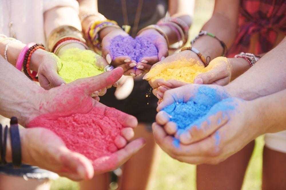 How to Make Colored Salt - Koyuncu Salt