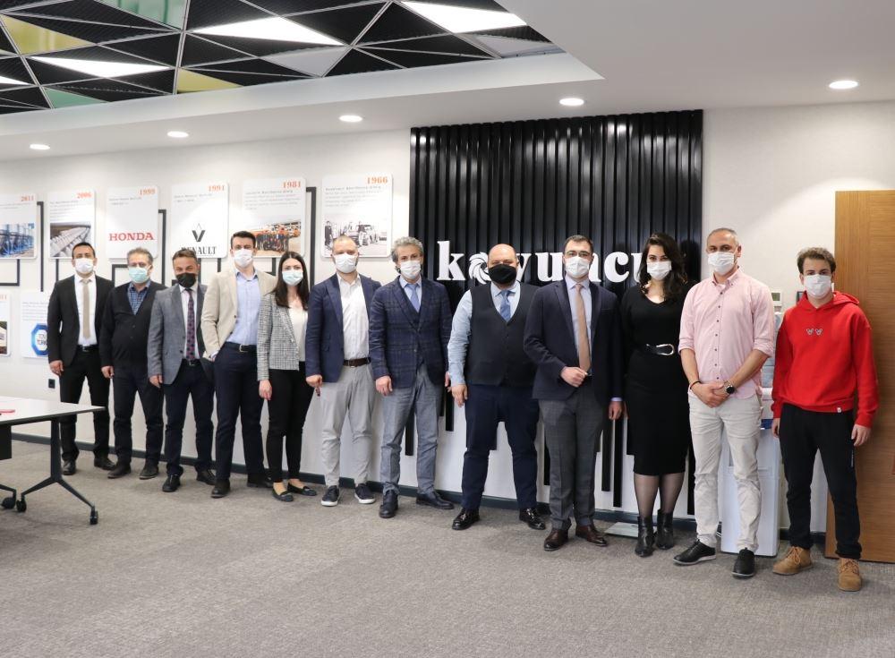Huge Investment in Modern Technological Greenhouse - Koyuncu Sel