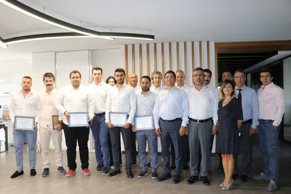 Successful Performance of Koyuncu Salt Team Awarded - Koyuncu Sel