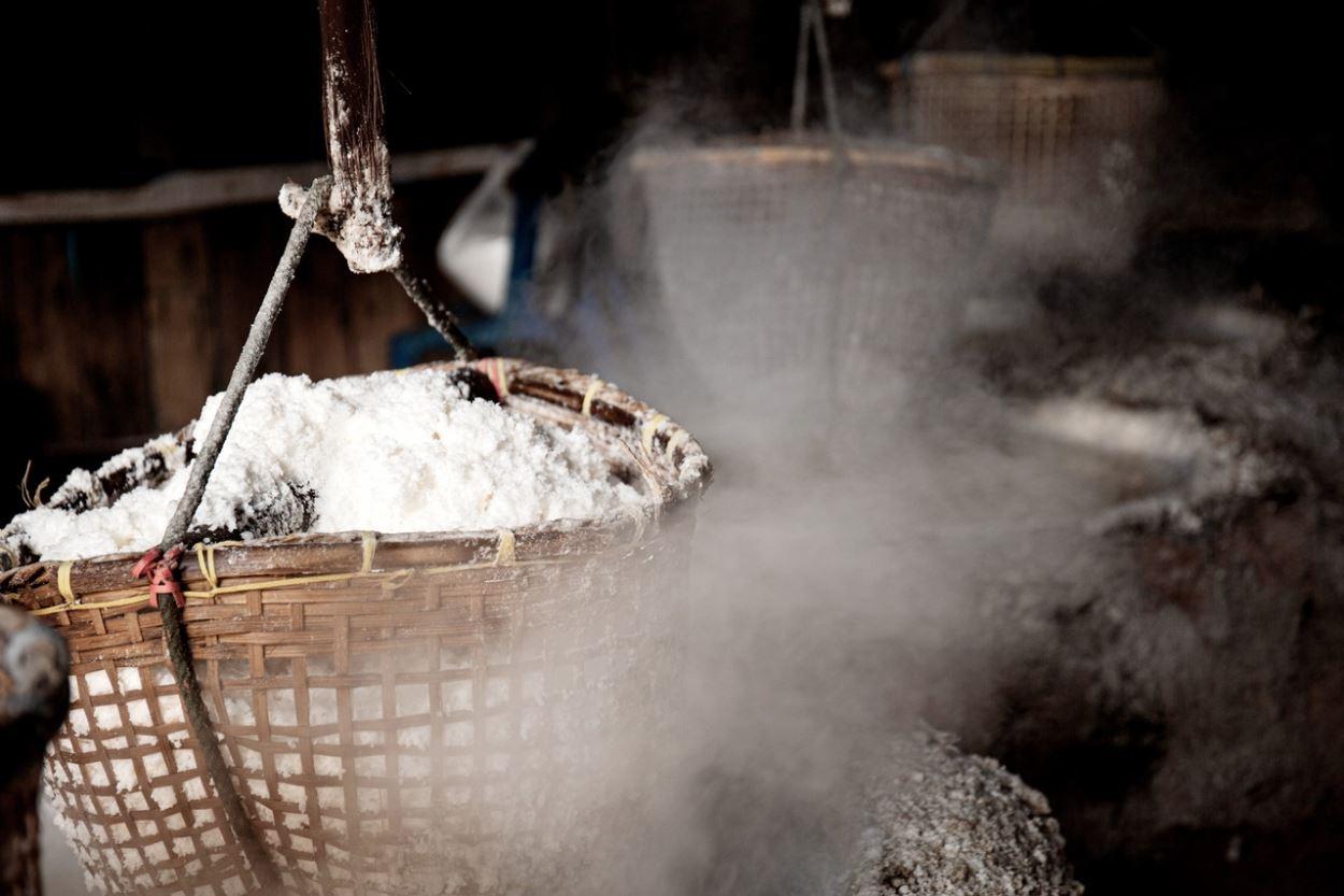 smoke salt